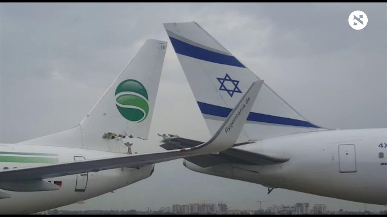ASN Aircraft accident Boeing 767-3Q8ER 4X-EAK Tel Aviv-Ben