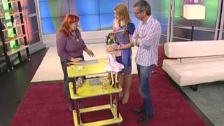 Как сделать платье для куклы
