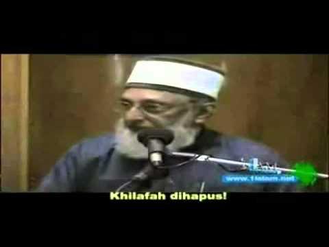 Sheikh Imran Hosein   Imam Al Mahdi & Kembalinya Khilafah