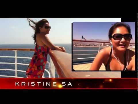 SAFIRE TV : Kristine Sa in Baja California, Mexico (2012)