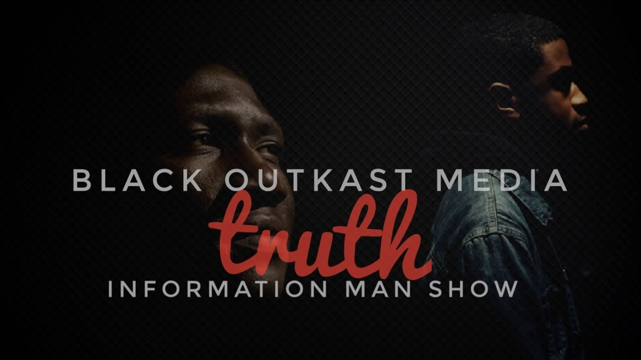 LIVE WITH BLACK OUTKAST MEDIA LETS HAVE THE CONVERSATION