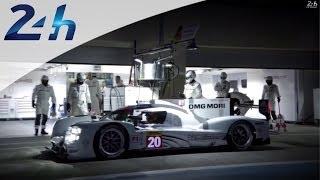 24 Heures du Mans 2014 - Episode 09 - Le moteur