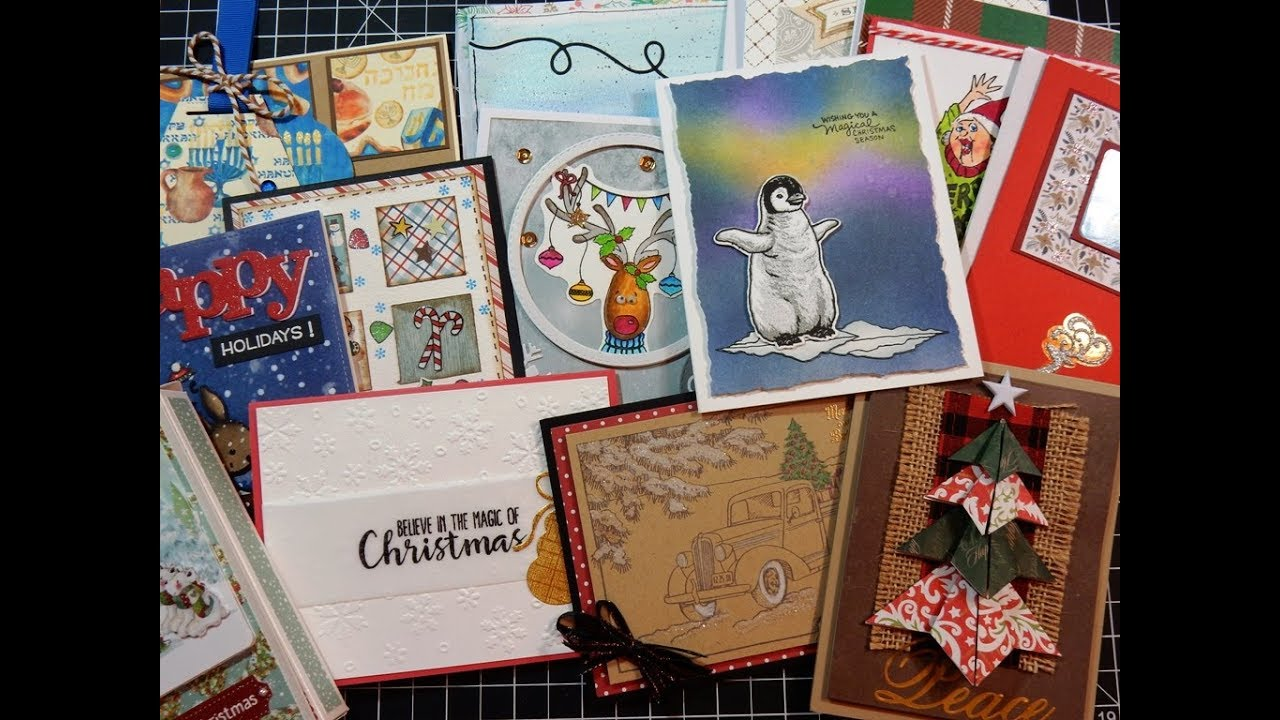 Mail Call for November 2017 | Christmas or Other Religious Holiday ...