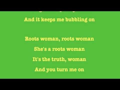 Jimmy Cliff - Roots Woman (Lyrics)