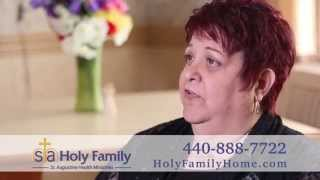 Holy Family Hospice - Your Home or Ours