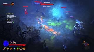 Diablo III PS4 CHUPILANDIA 4º PARTE FINAL Cencerro de Wirt y entrada