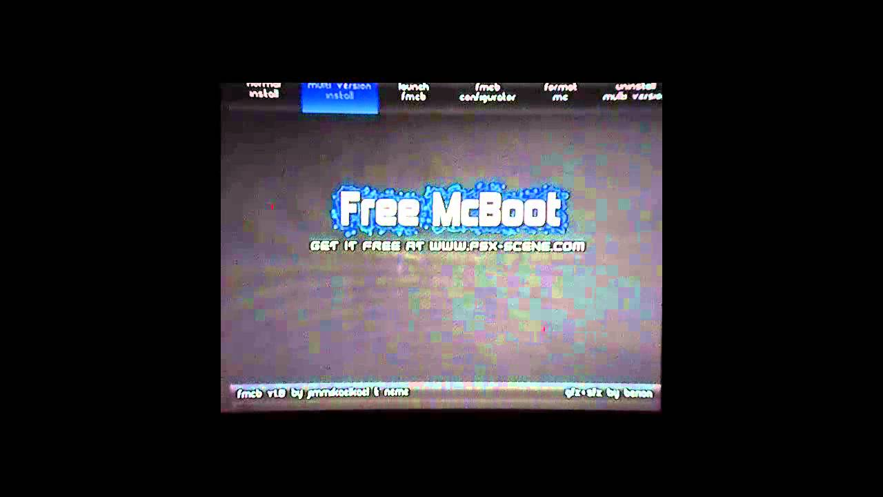 Download free mcboot for ps2 fat
