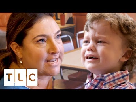 HUGE Toddler Tantrum In Restaurant | Jo Frost: Nanny On Tour