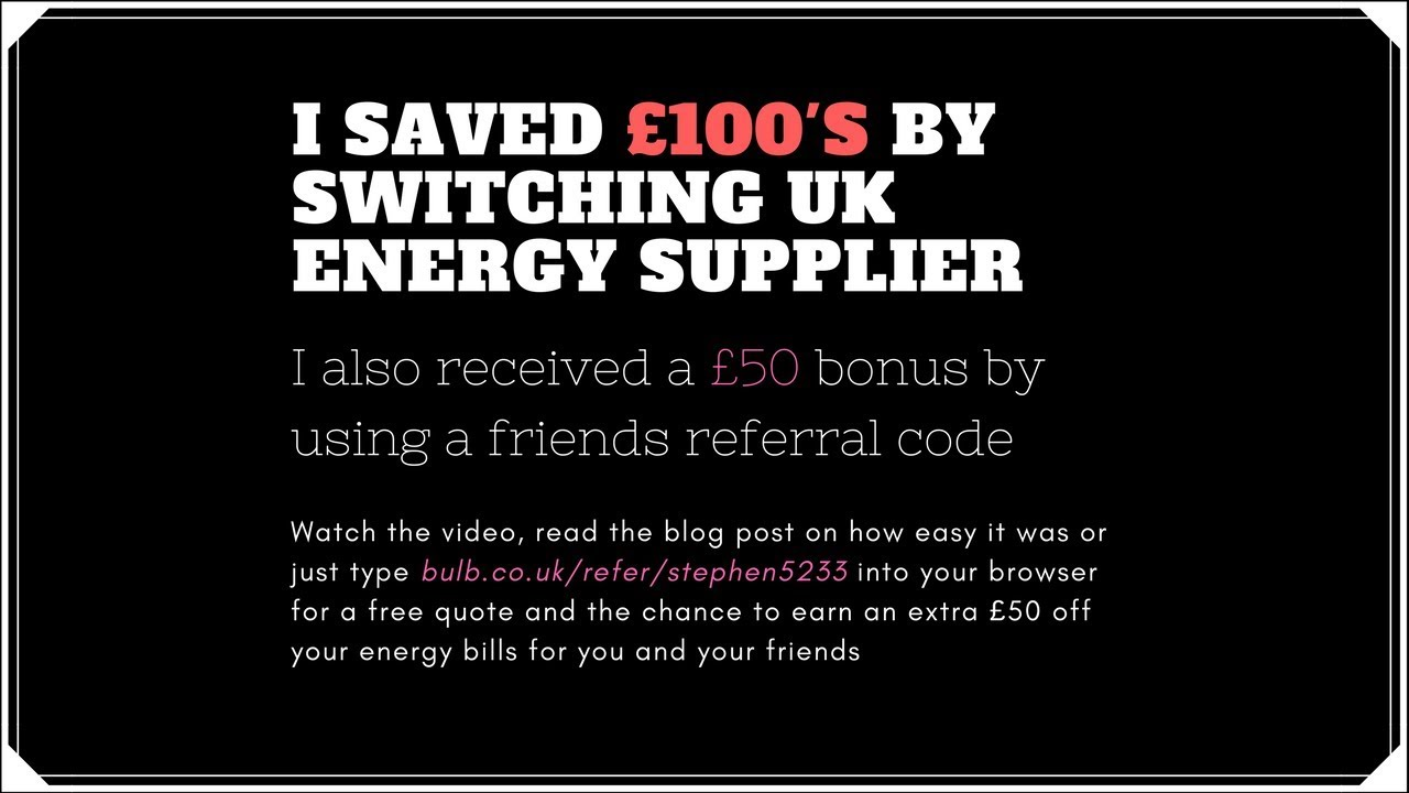 Who is the cheapest energy supplier? -