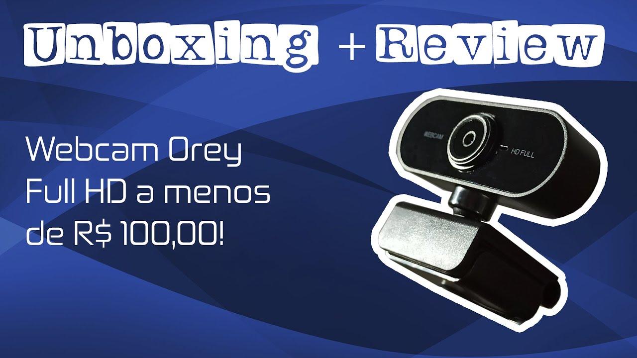 Unboxing + Review - Webcam de 6 centavos do AliExpress! #QualidadeDuvidosa