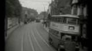 Twickenham to Teddington by trolleybus.
