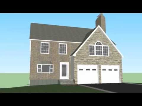 Sketchup House Designs Youtube