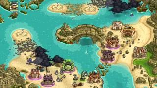 Kingdom Rush Frontiers Walkthrough Level 18 The Sunken Citadel [Normal] [3 Stars]