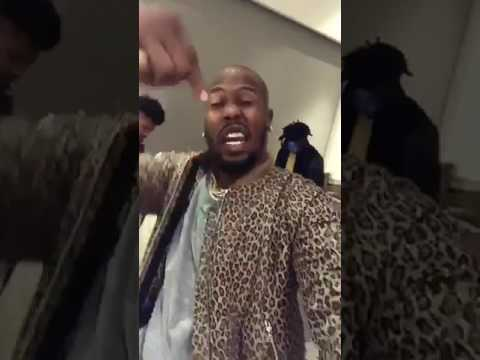 Von Miller singing Bad and Boujee by Migos! SNAPCHAT STORY 2/10/17!