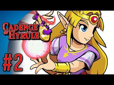 Cadence of Hyrule #2 - Crypt of the Necrodancer x Legend of Zelda!
