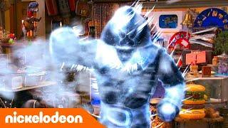 Henry Danger | Henry Danger trifft Phoebe Thunderman ⚡️| Nickelodeon Deutschland