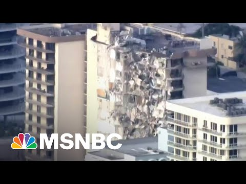 Partial Building Collapse Near Miami Leaves At Least One Dead