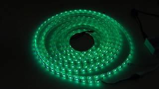5m smd 5050 rgb waterproof 300 led strip light 44 key controller 12v banggood com
