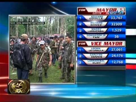 24Oras: AFP, MILF, at MNLF, nagsanib pwersa para protektahan ang Eleksyon
