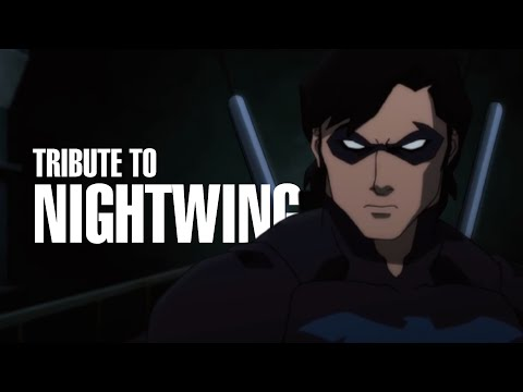 Batman Bad Blood | A tribute to Nightwing
