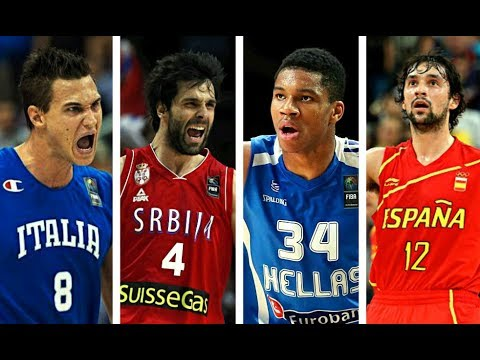 Top 30 Basketball Players we won't see at Eurobasket 2017