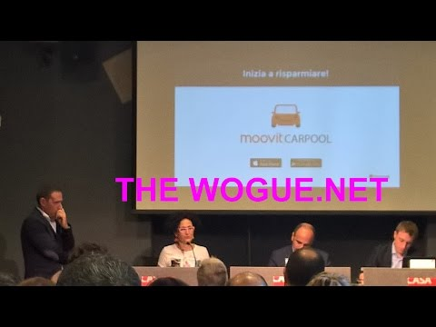 THE WOGUE.NET: CONFERENCE PRESS ROMA. MOOVIT LE APP E LA MOBILITA' 2016 & CINEMA ITALAIANO