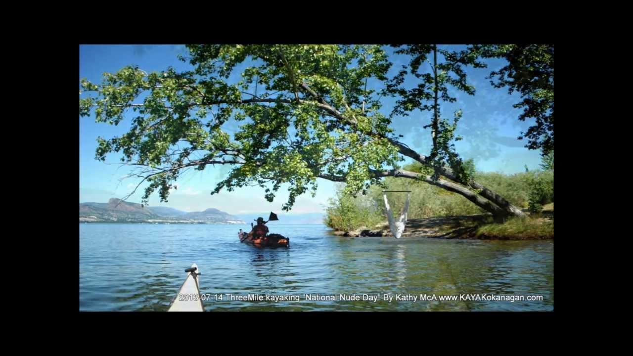 Nude Hiking - YouTube