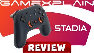 Google Stadia REVIEW -The Future Is Now... Maybe (Video Game Video Review)