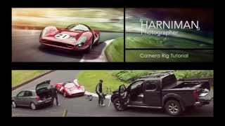 Automotive Rig Photography Tutorial, by Harniman automotive photographer