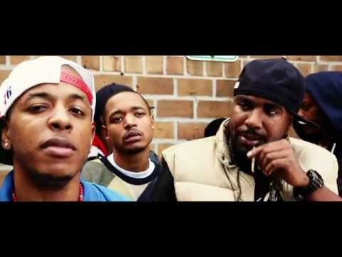 NORE - Scared Money ft. Pusha T & Meek Mill (Official Video)