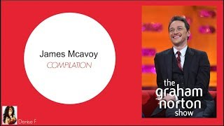 James Mcavoy on Graham Norton