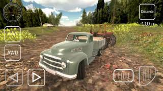 Russian Offroad Pickup Driver #1 -  Best Android Gameplay FHD