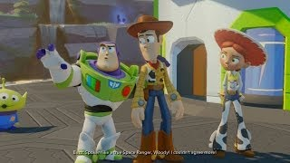 Disney Infinity - Toy Story In Space - Part 1