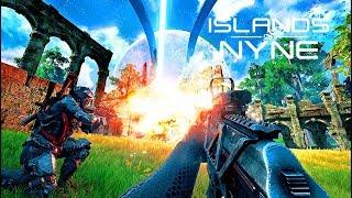 ISLAND OF NYNE - GAME ĐỒ HỌA ĐẸP GẤP 10 LẦN PUBG !!!