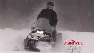 2018 Yamaha VK Pro II snowmobile review