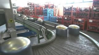 Lavado y desengrase de piezas - limpieza industrial