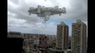 UFO above Rishon le Zion - НЛО над Ришон ле Ционом(, 2013-04-05T08:17:08.000Z)