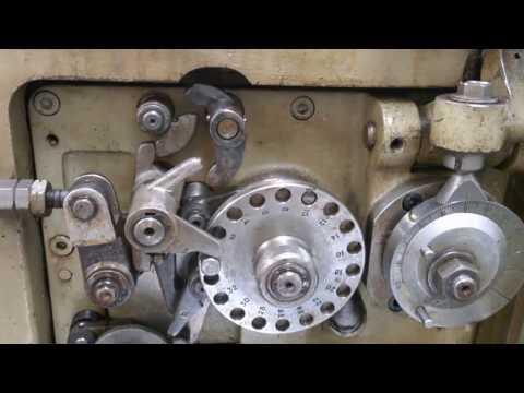 H.Ernault Somua CRI-DAN B automatic threading lathe