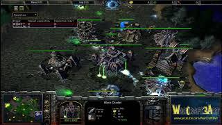 TH000 HU Vs Lucifer UD WarCraft 3 Frozen Throne RN3248