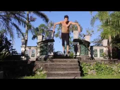 Bali Temple Run