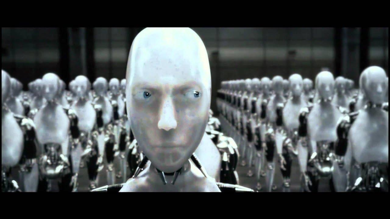 I, Robot - Fan Trailer [English Version] - YouTube