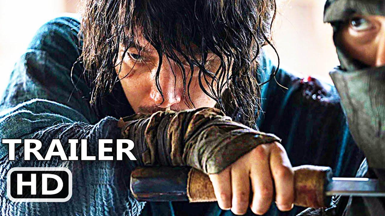 Download THE SWORDSMAN Trailer (2021)