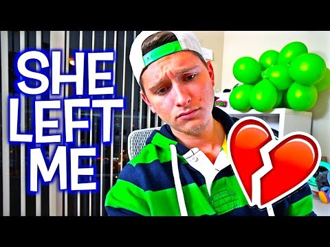 she left me...not clickbait
