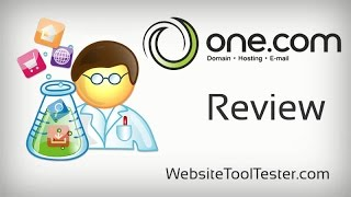 One.com Review: Pros and Cons of the Web Editor