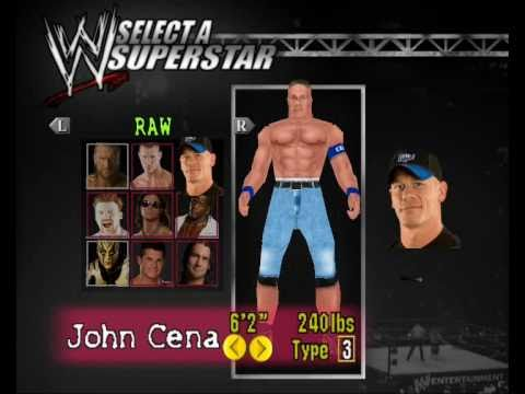 All wrestlers from my new WWF No Mercy