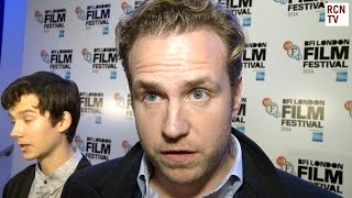 Rafe Spall Interview  - X + Y Premiere