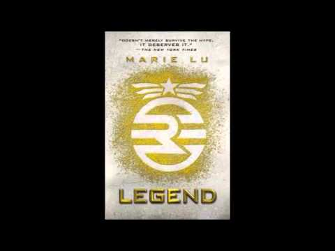 Legend by Marie Lu: Chapter One Narration