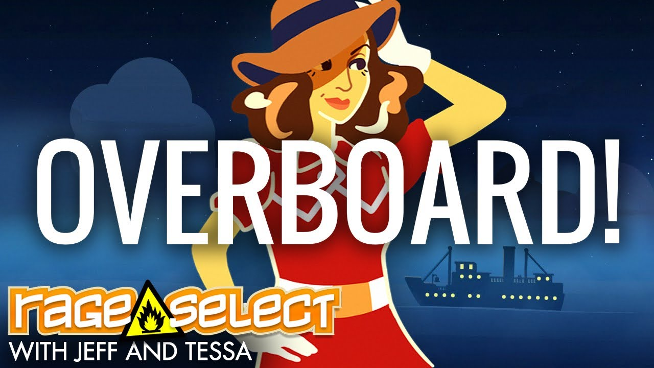Overboard! (The Dojo) Let's Play