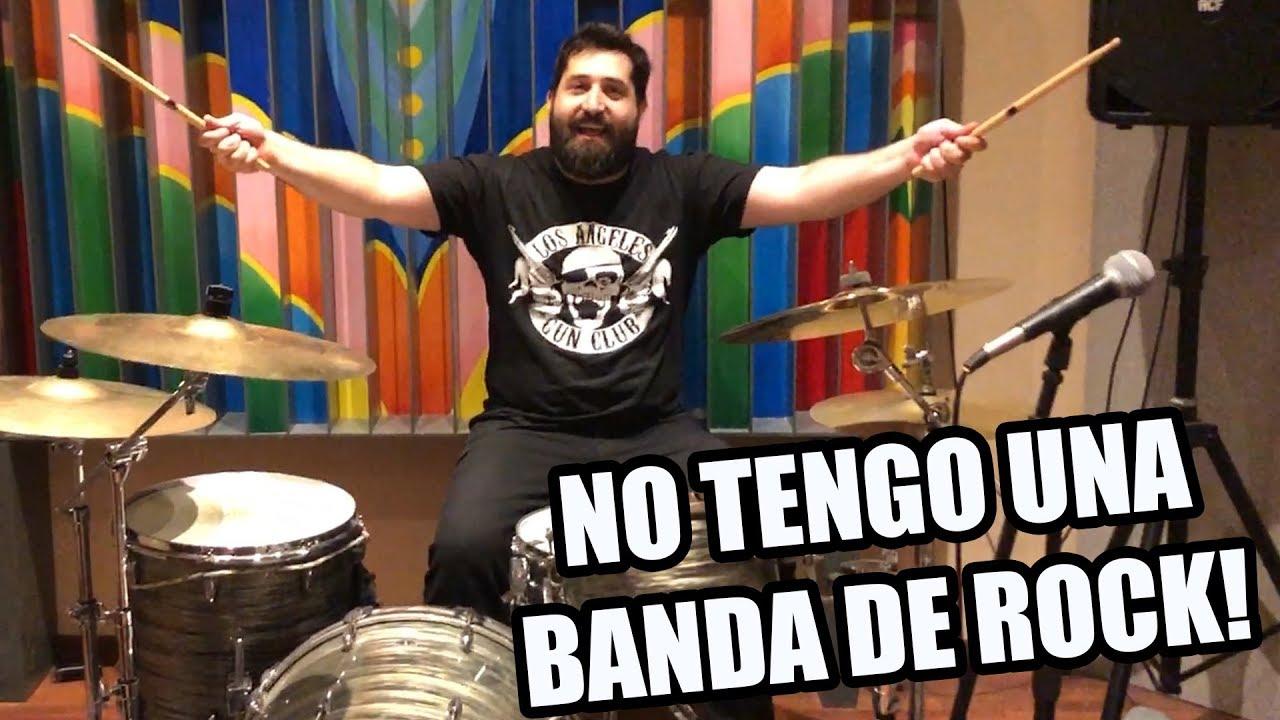 🔥 Como NO tener una Banda de Rock 🔥 JuanMa Paradiso