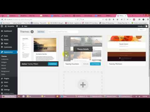 WordPress Theme Development Batch Slower